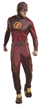 The Flash on CW Adult Costume - Standard