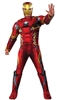 Iron Man As Seen In Civil War Adult XL Costume