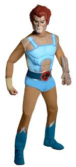 LION-O THUNDER CATS ADULT COSTUME