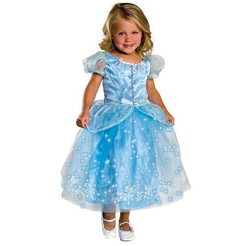 CRYSTAL BLUE PRINCESS COSTUME - TODDLER  sc 1 st  Bartzu0027s & Crystal Blue Princess Costume - Toddler - Bartzu0027s Party Stores