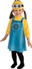 Despicable Me Minion Toddler Girl Age 1-2