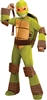 Michelangelo - TMNT Deluxe Kids Costume - Large Age 8-10