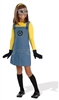 Despicable Me Minion Girl Child Costume Small