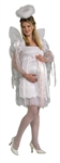 MATERNITY ANGEL ADULT COSTUME - STANDARD