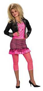 80'S GROUPIE ADULT COSTUME - STANDARD