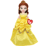 Belle Beauty and The Beast Plush Figure
