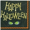 Halloween Bones Beverage Napkins