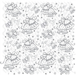 Wedding Bells Gift Wrap