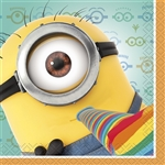 Despicable Me Minions Beverage Napkins