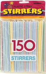 150 Straw Stirrers