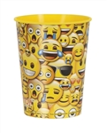 Emoji Smile 16oz Favor Cup