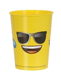 Emoji Faces 16oz Favor Cup