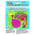 Water Bombs With Nozzle Balloons 200 Count