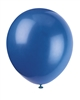 Royal Blue 12 Inch Latex Balloons