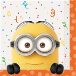 Despicable Me 2 Luncheon Napkins