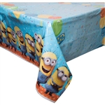 Despicable Me Minion Made Table Cover
