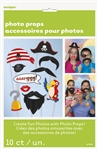 Pirate Photo Booth Props