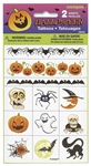 Halloween Temporary Tattoo Favors