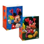 Mickey & Minnie Med Gift Bag