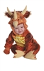 Triceratops-Rust 6-12 Months Kids Costume