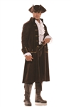 Captain Barrett Adult Costume - XXL