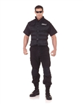 Swat Costume Kit Extra Extra Large Adult Costume