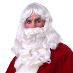 Santa Clause BX Wig and Beard Set