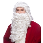 Santa SX Wig and Beard Set