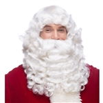 Santa JX Wig and Beard Set