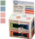 Pastel - 4 Color Icing Kit