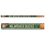 Milwaukee Bucks Pencils