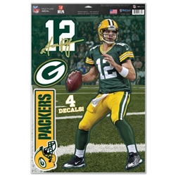 Aaron Rodgers Multi-Use Decals
