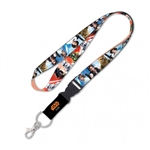 Star Wars Classic Characters Lanyard