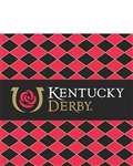 Kentucky Derby Beverage Napkins