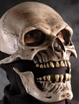 Death Mask - Action Jaw Skull