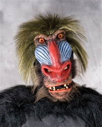 Baboon Action Jaw Mask