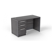 Single Pedestal Small Desk