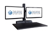 Adjustable Height Desktop 1 Double