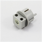 Earthing - Outlet Adapter Europe
