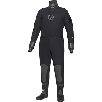 BARE D6 HD Pro Dry Men's Drysuit