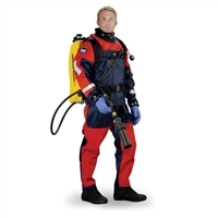 DUI Public Safety TLS Select Series Drysuit