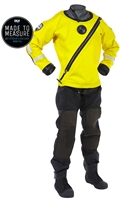 DUI H2O Operations Select Series Drysuit - Surface Mode Configuration