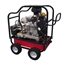 Cavidyne CaviBlaster 2022-G Cart Mount Gasoline Powered Cavitation Cleaning System