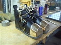 DESCO U.S. Navy Light Weight Diving Shoes w/ Leather Uppers
