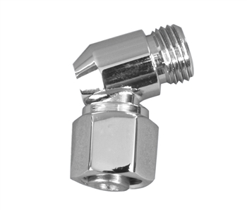 Kirby Morgan Air Inlet Swivel, Hi-Flow