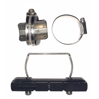 Interspiro Universal Mount Kit For AGA Full Face Mask