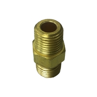 314A Brass Adaptor O2B Male x 1/4 in Male NPT