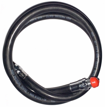 "Kirby Morgan 5000 PSI Hose (45"" HP Hose)"