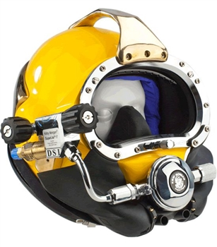 Kirby Morgan SuperLite SL 17B Diving Helmet