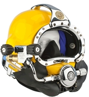 Kirby Morgan SuperLite SL 27 Diving Helmet